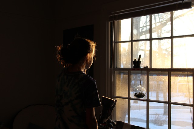 """Anna che aspetta , da """"Il cielo dietro l'orizzonte"""""""